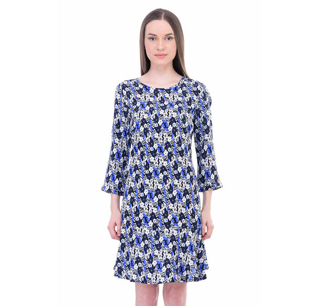 Women Multi Floral Dress