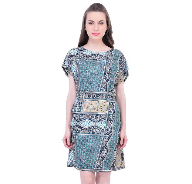 Women Multi A-Line Dress