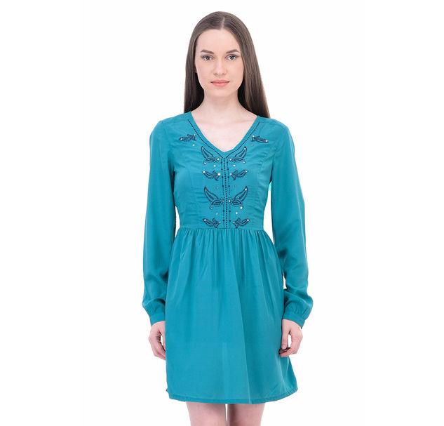Women Sequin Party Dress