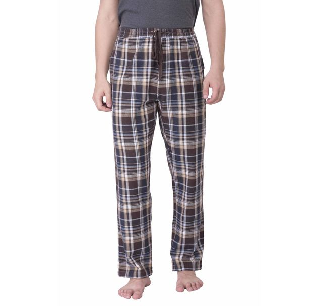 Men multi cotton pyjamas