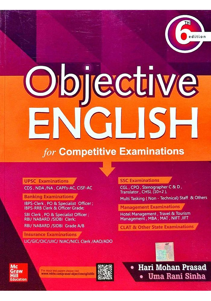 Objective English Book