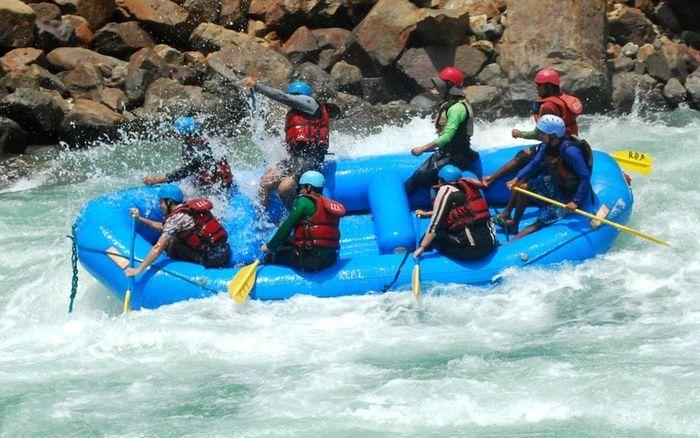 Rafting:  Ganga + Yamuna + Alaknanda (3 Days)