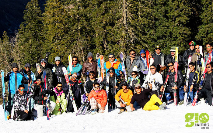 Skiing in Manali -  5 Days