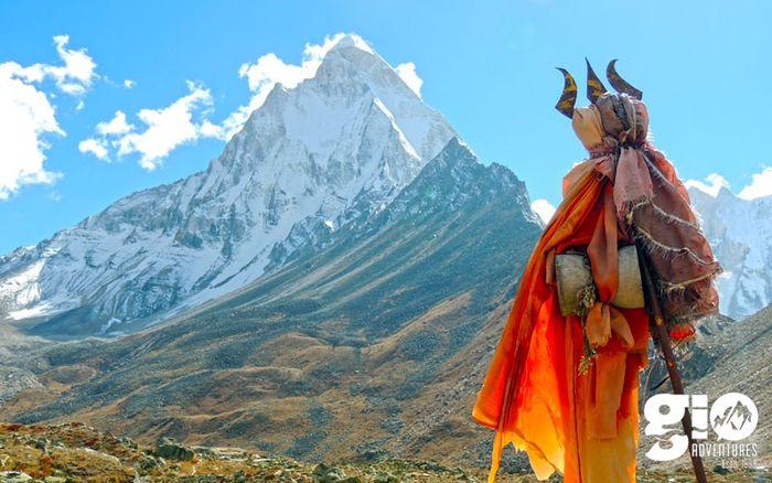 Trek to Source of Ganges