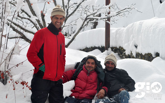 Snow Experience Auli- 4 Days