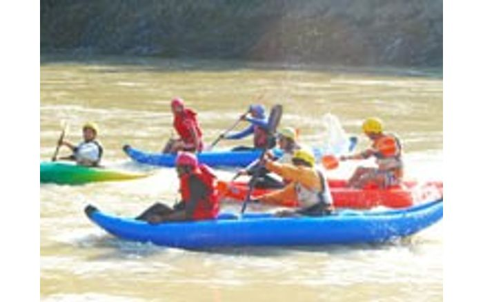 Bike, Hike, Rafting in Mandakini + Alaknanda Valley (5 Days)