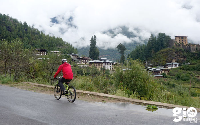 Bhutan Cycling Tour (Price on Request)
