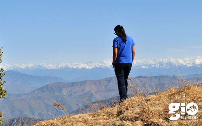 Backpacking Weekends Binog Tibba Trek - Mussoorie [Price on Request]