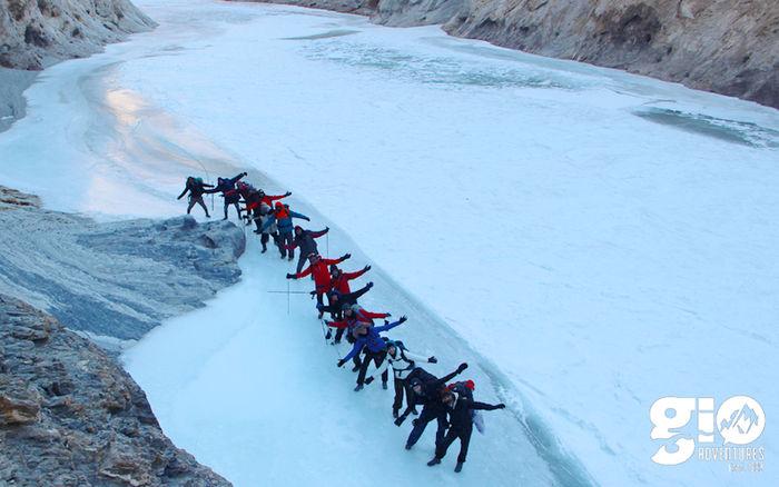 Snow Trek Chadar  Ladakh [ Upgraded] for Women