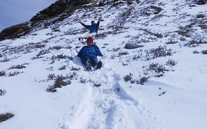 Snow Trek  to Chopta Chandrashila for Women