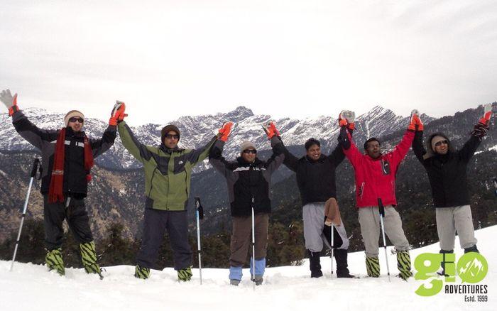 Snow experience Kund - 4 Days