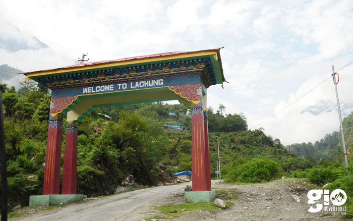 Jeep Safari into the rugged North Sikkim region with Gangtok