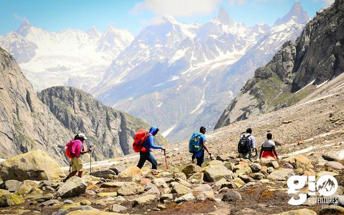 Trek to Hampta Pass & Chandratal Trek - Youth Adventures