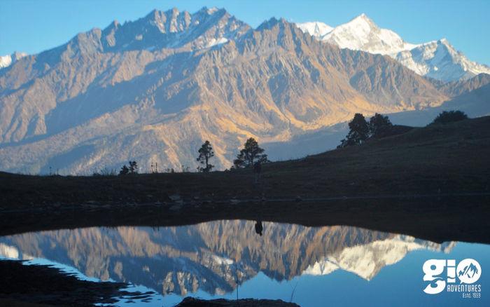 Trek to Kuari pass with Rafting - Youth Adventure