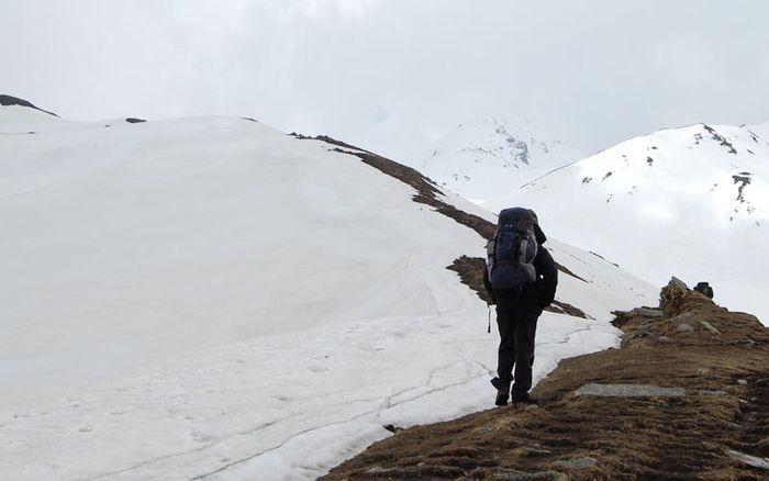 Winter trek to Kuari Pass + Skiing [Price on Request]