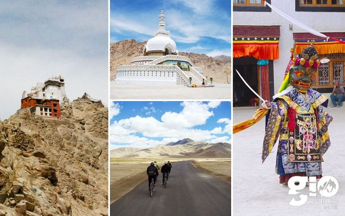 Essence of Ladakh - 8 Days