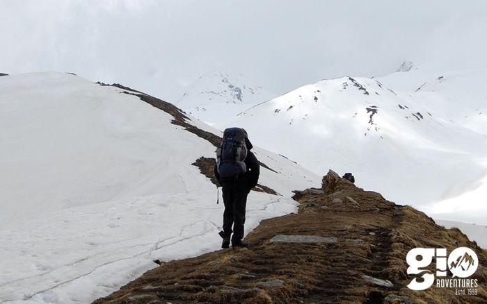 Backpacking Trek Kuari Pass & Pangarchula