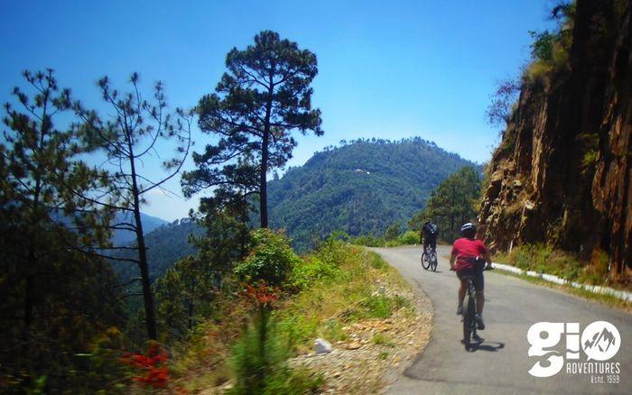 Cycling: Shimla to Chandigarh
