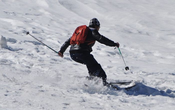 Skiing: Basic Course - Auli 8 Days  [Price on Request]
