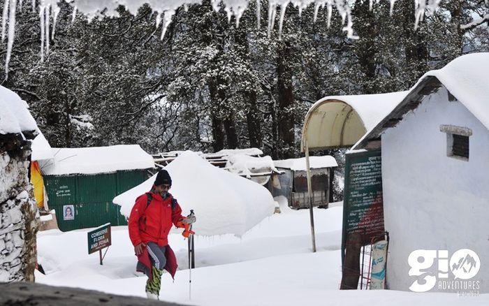 Snow experience Kund - 3 Days