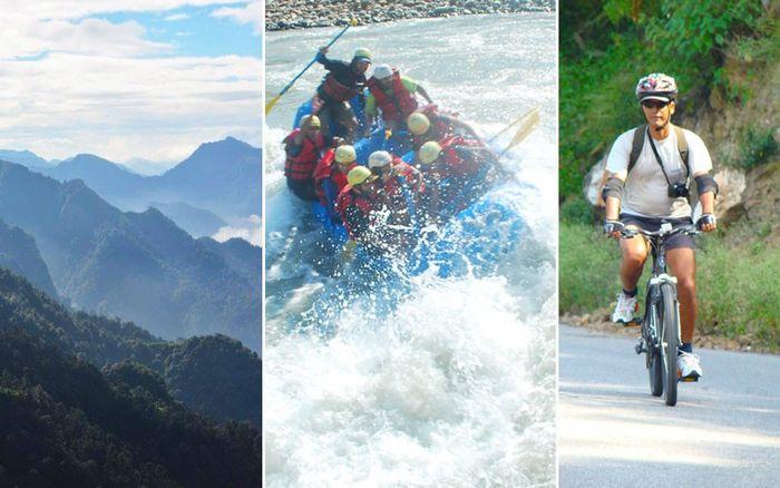 Multi Sport Activity Trip (Sursingdhar + Jayalgarh)