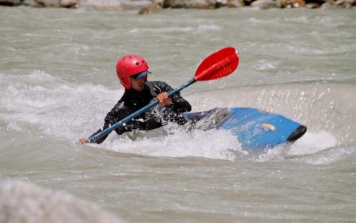 Rafting on Tons (5 Days)