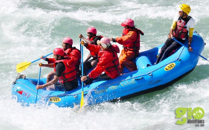 White Water Fiesta - Ganga + Alaknanda + Upper Alaknanda - Youth Adventure