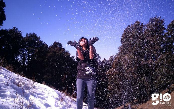 Snow Trek  to Nag Tibba - Youth Adventure
