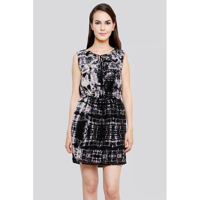 55a99101be Buy Women s Empire Waist Multicolor Dress Online