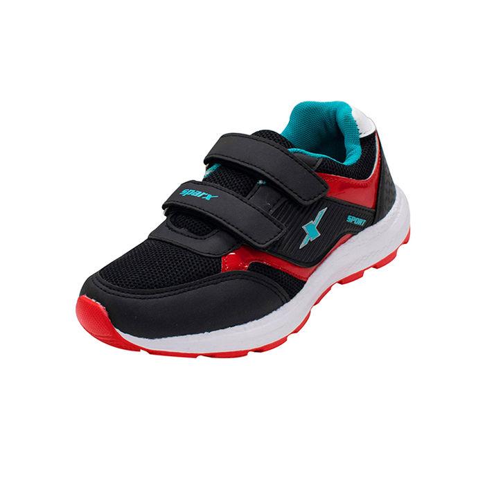Sparx Blackred Kids Sports Shoessk-519