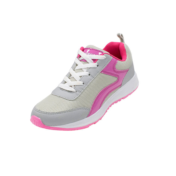 2aa614027479 SPARX PINK/GREY LADIES CASUALS SHOES_SL-513