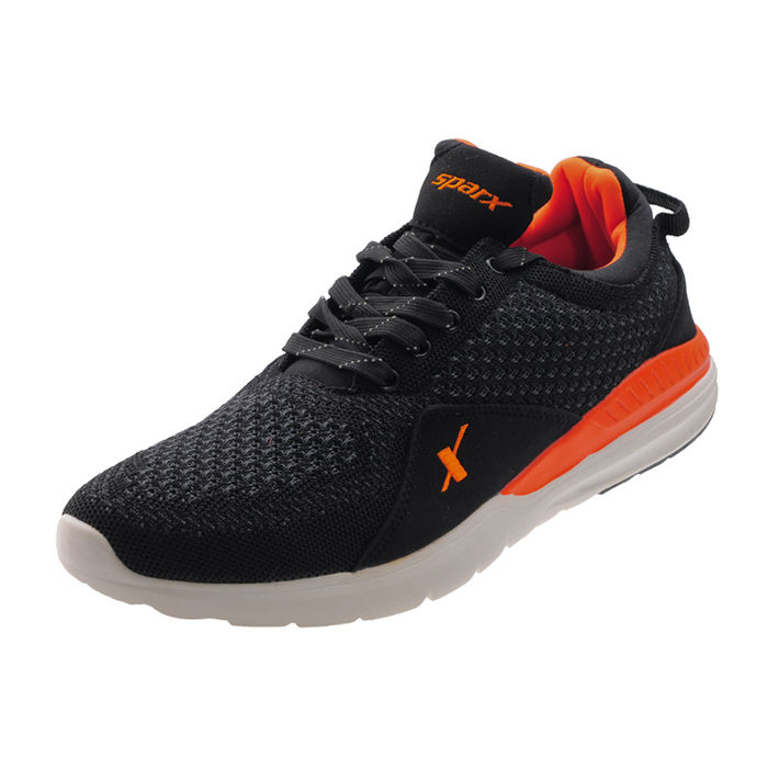 0d35d590b10 Sparx Blackorange Gents Sports Shoessm-266
