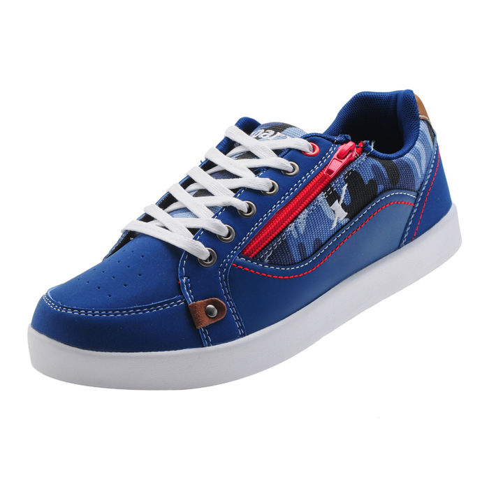 4acc8e6f8b5d4a SPARX BLUE/WHITE GENTS LIFESTYLE SHOES_SM-313