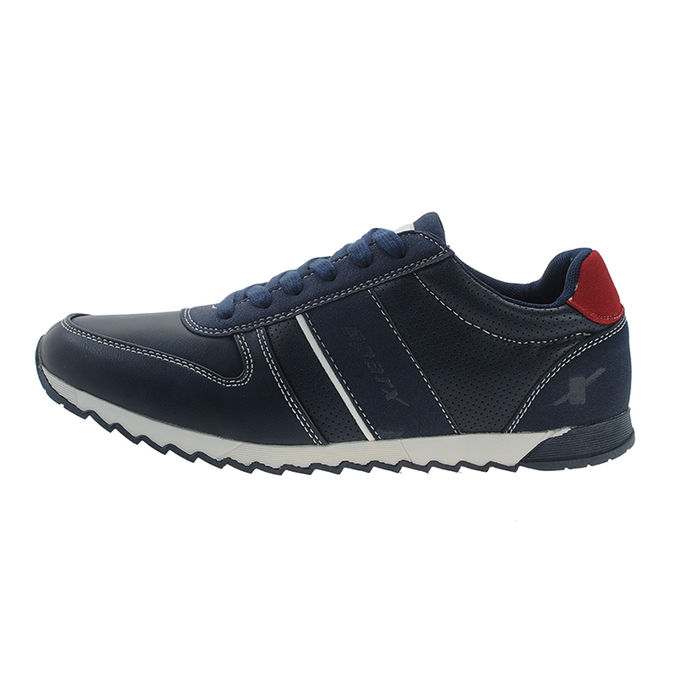 90494fa58ec96d ... SPARX N.BLUE/WHITE GENTS CASUALS SHOES_SM-335 ...
