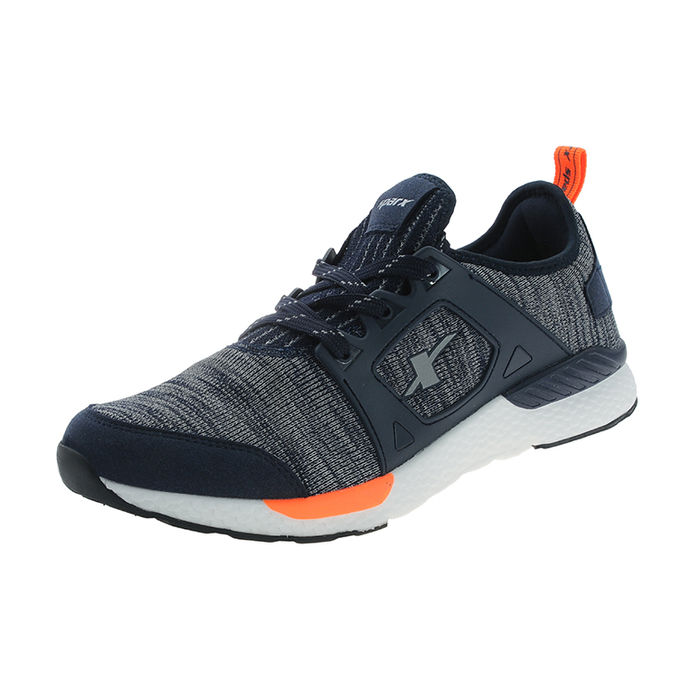 the latest 5a393 db8a7 SPARX BLUE/WHITE GENTS SPORTS SHOES_SM-339