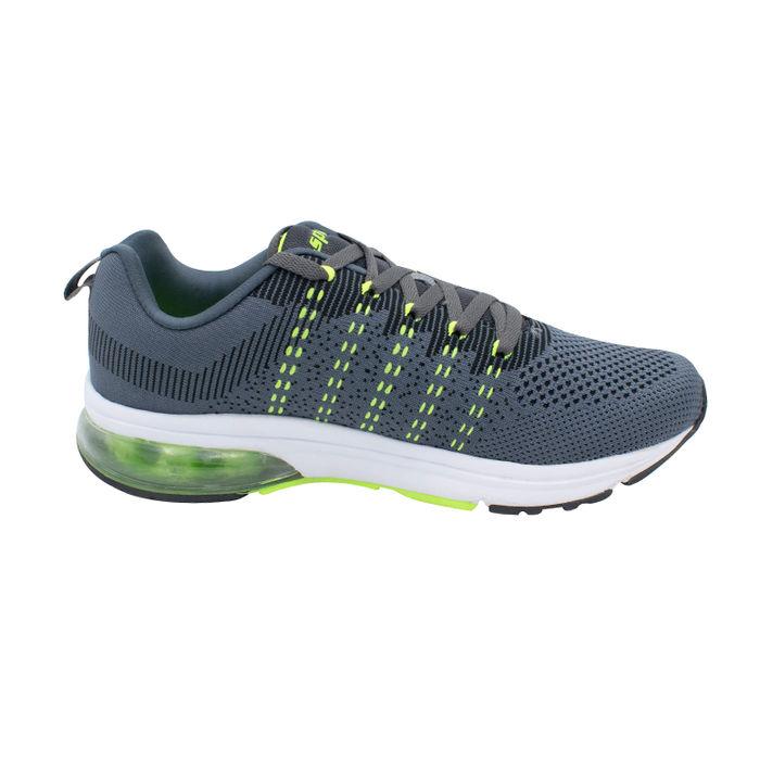 Sparx Greyflgreen Gents Sports Shoessm