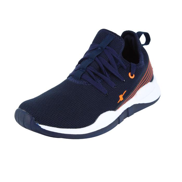Orange Gents Sports Shoessm-614