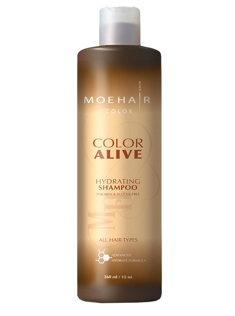 Moehair shampoo