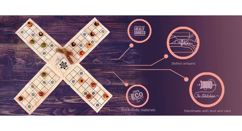 A Strategic board game for a family time