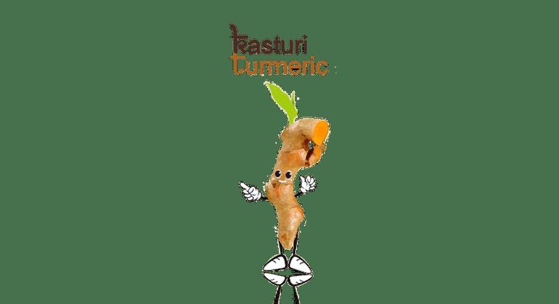 The story of Kasturi Turmeric