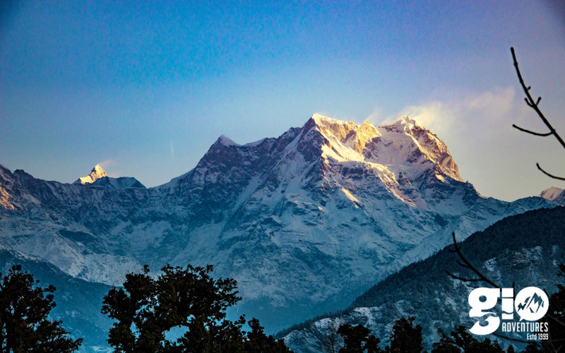 Trekking in Garhwal Himalayas - Garhwal Tour Packages