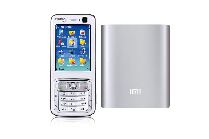 Cheap mobiles online buy nokia keypad refurbished mobiles phones sale combo of nokia n 73 mobile phone and imi power bank 10400 mah gumiabroncs Choice Image