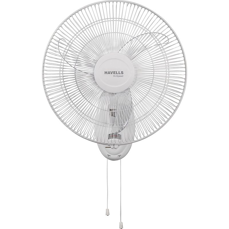 Havells Airbol 450mm High Speed Wall Fan White Price Buy