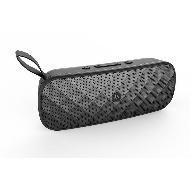Motorola Sonic Play 200 Bluetooth Speaker Black Price
