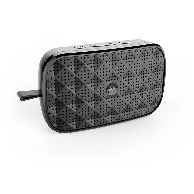 Motorola Sonic Play 100 Bluetooth Speaker Black Price