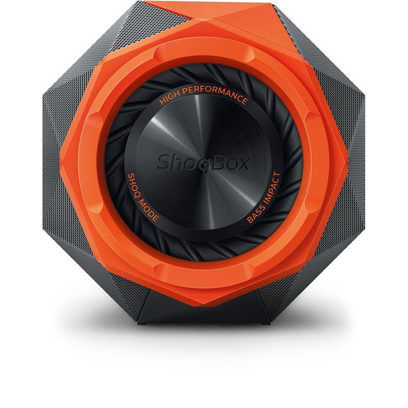Philips Shoq Box Sb500m00 Mini Box Led Ipx4 Bluetooth