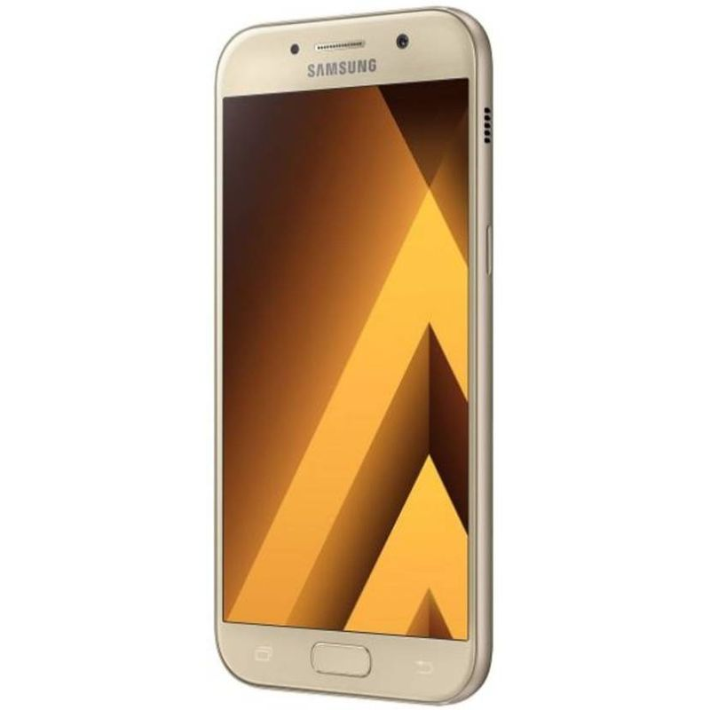 Samsung Galaxy A5 2017 Gold Sand 32 Gb 3 Gb Ram Price
