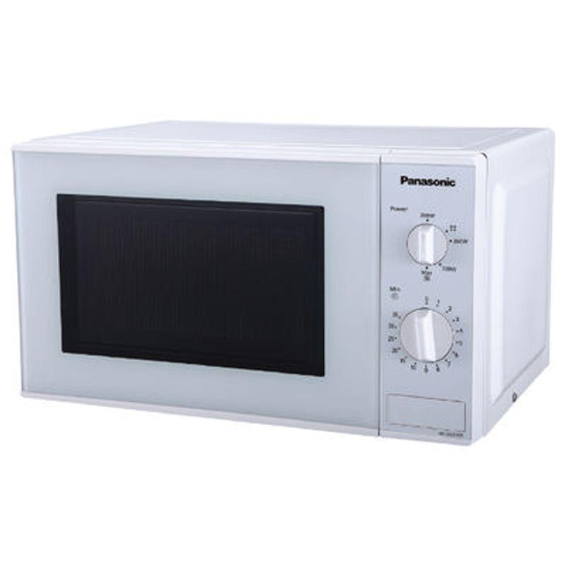 White Panasonic Microwave Bestmicrowave