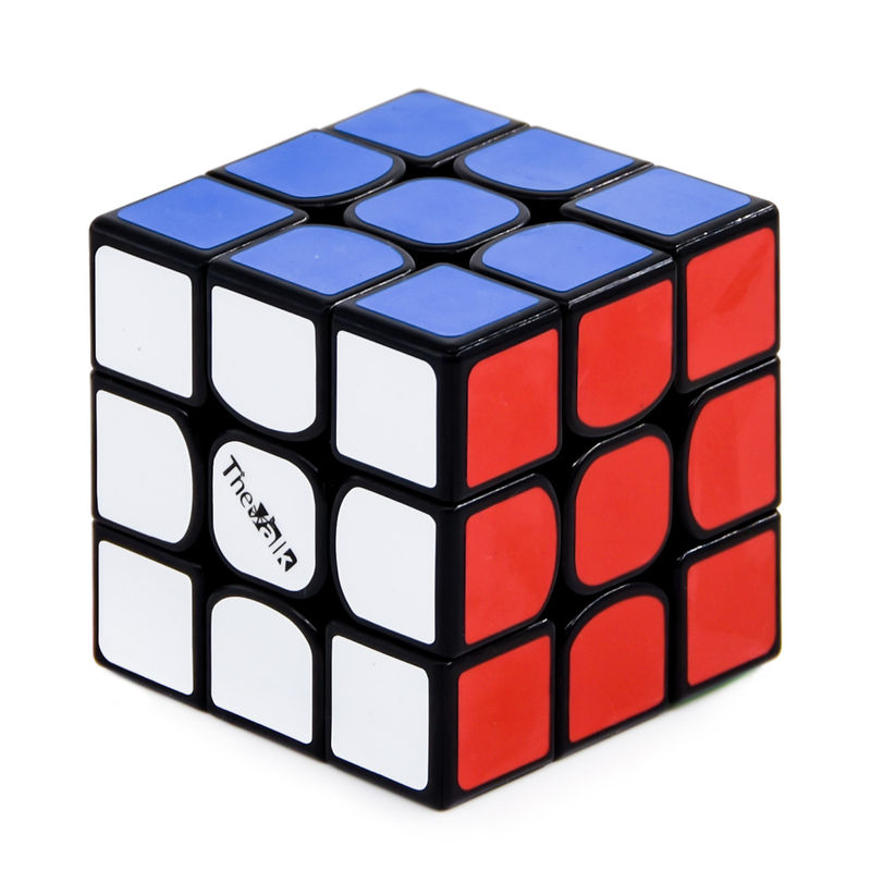 speical offer limited guantity great prices Cubelelo QiYi Valk 3 3x3 Black Magic Speed Cube 3x3x3 Puzzle
