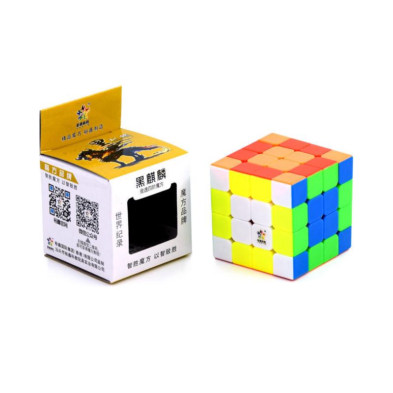 YuXin Black Kylin 4x4 Stickerless | Yuxin | Cubelelo